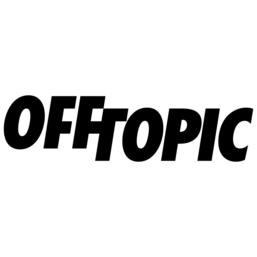 Off Topic  logo design by logo designer TopicCreative for your inspiration and for the worlds largest logo competition