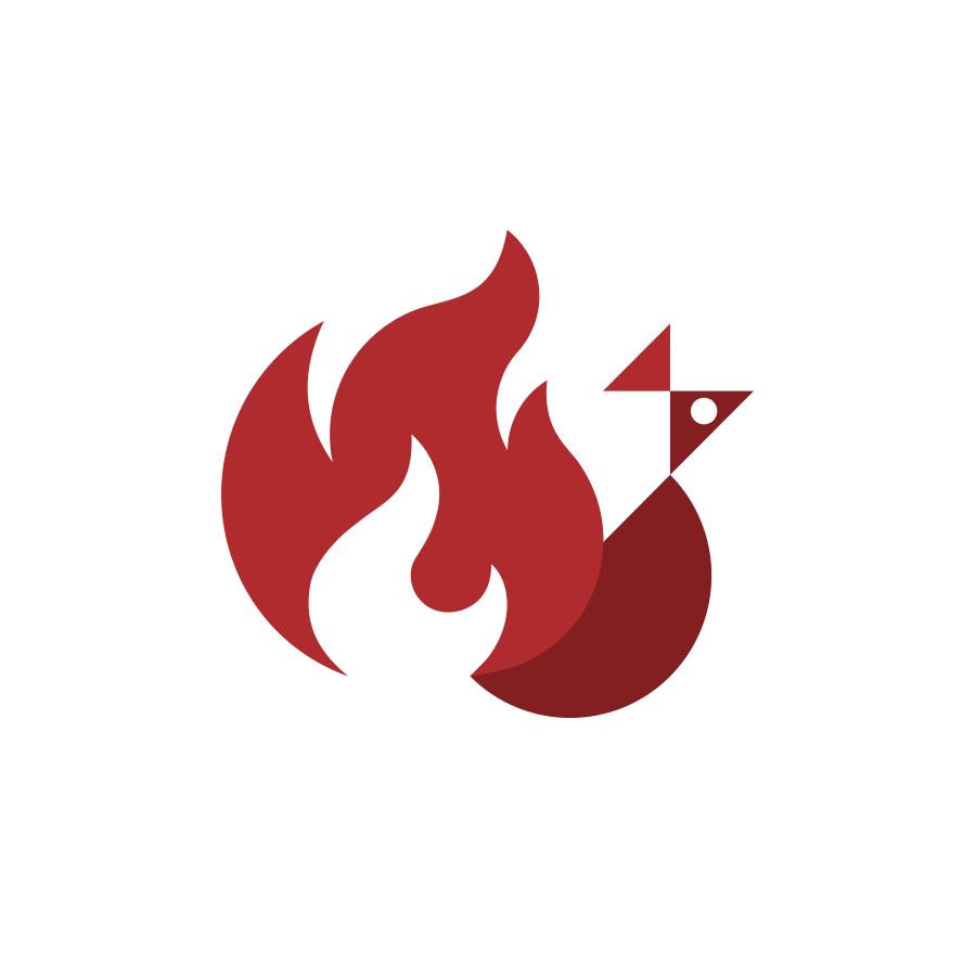 Pollo allo spiedo logo design by logo designer vacaliebres
