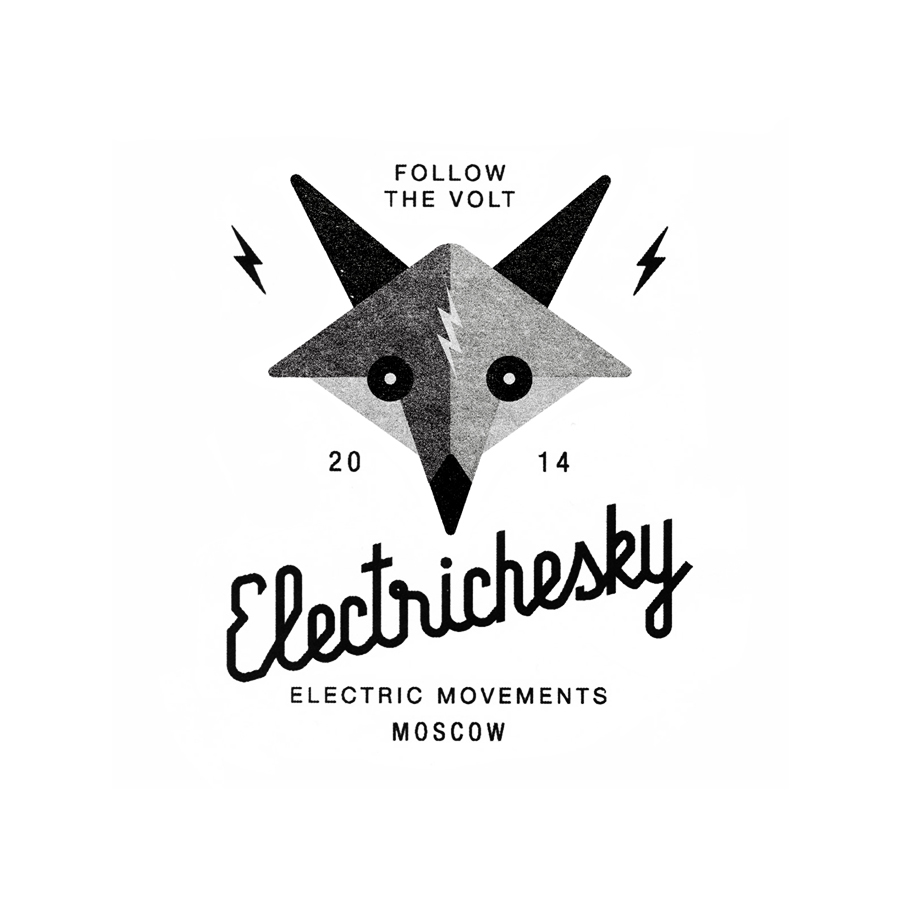 Elechtrichesky logo design by logo designer vacaliebres
