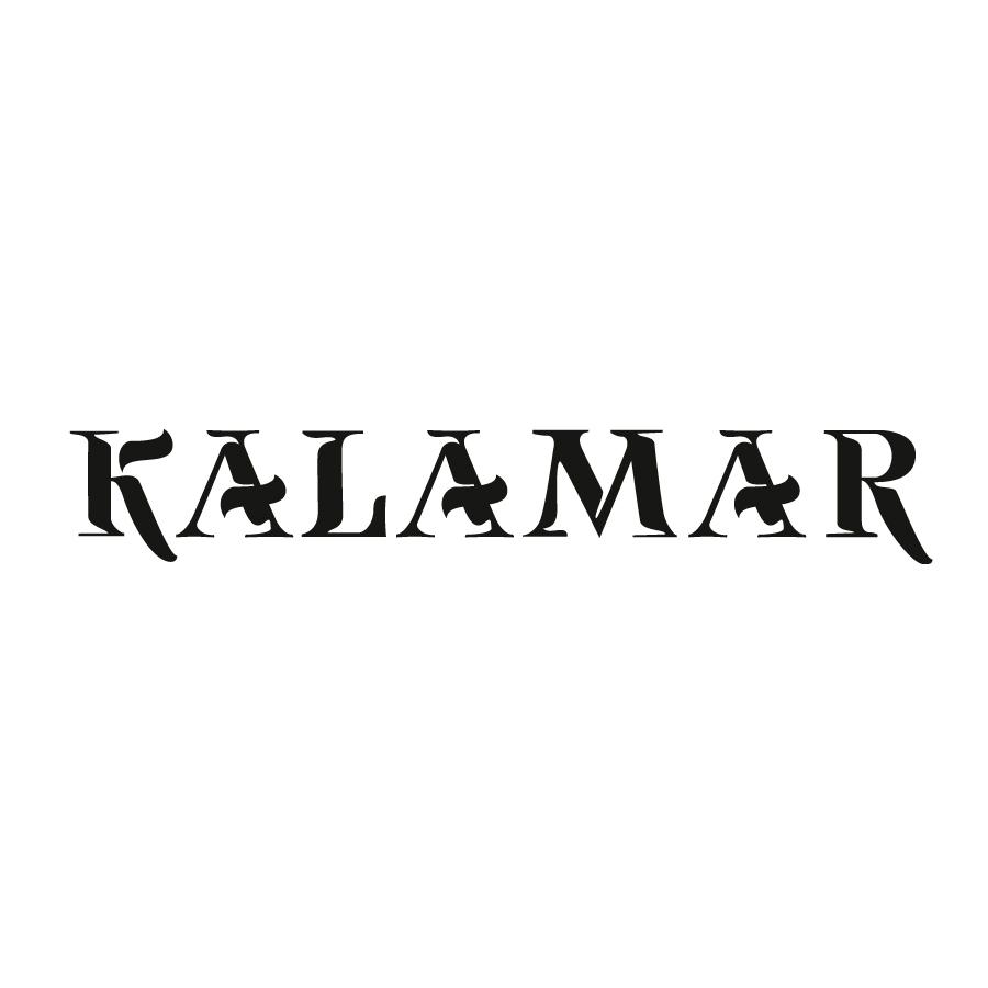 logo for book publisher Kalamer