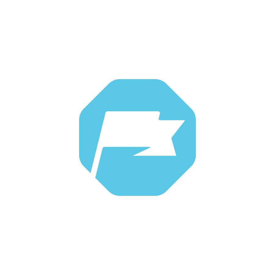 Truckstop  logo design by logo designer Jokula