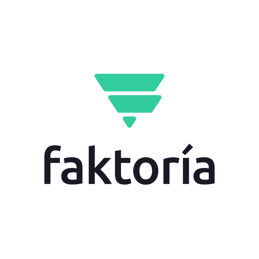 Faktoria logo design by logo designer Jokula