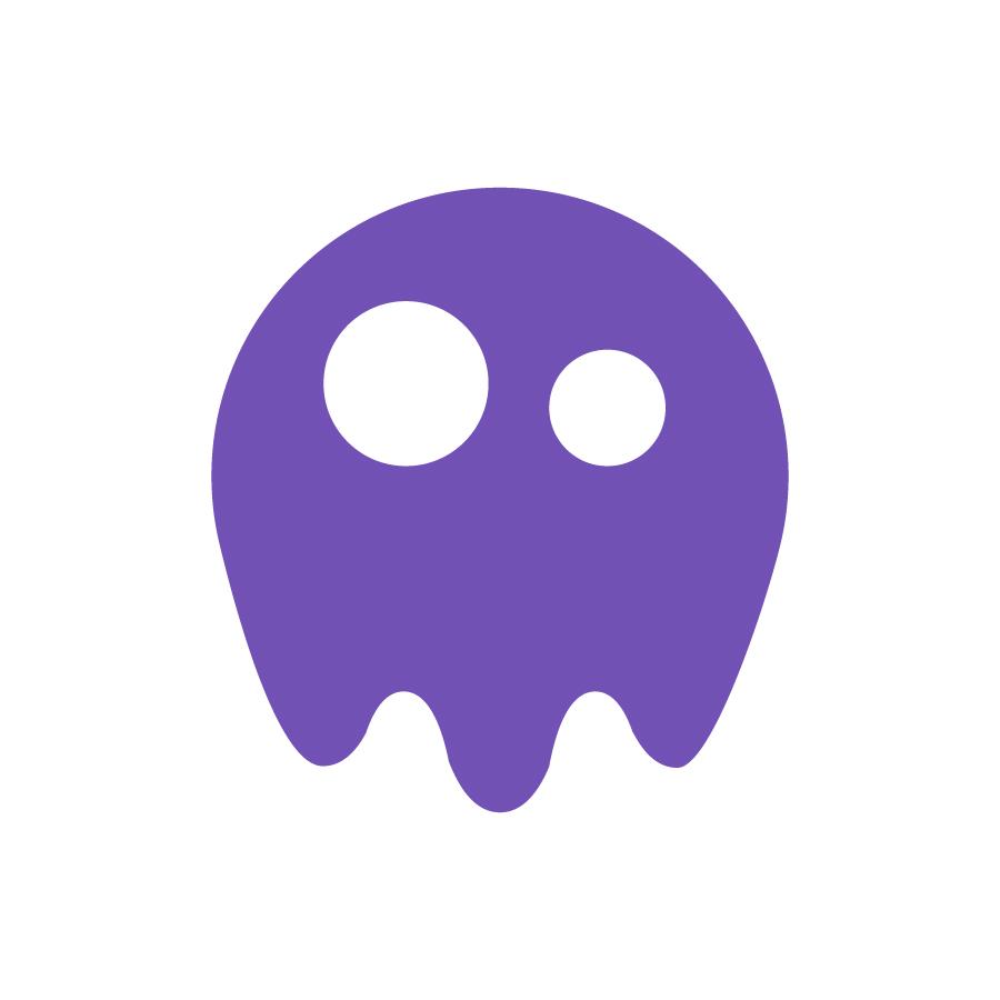 Ghost logo design by logo designer bo_rad