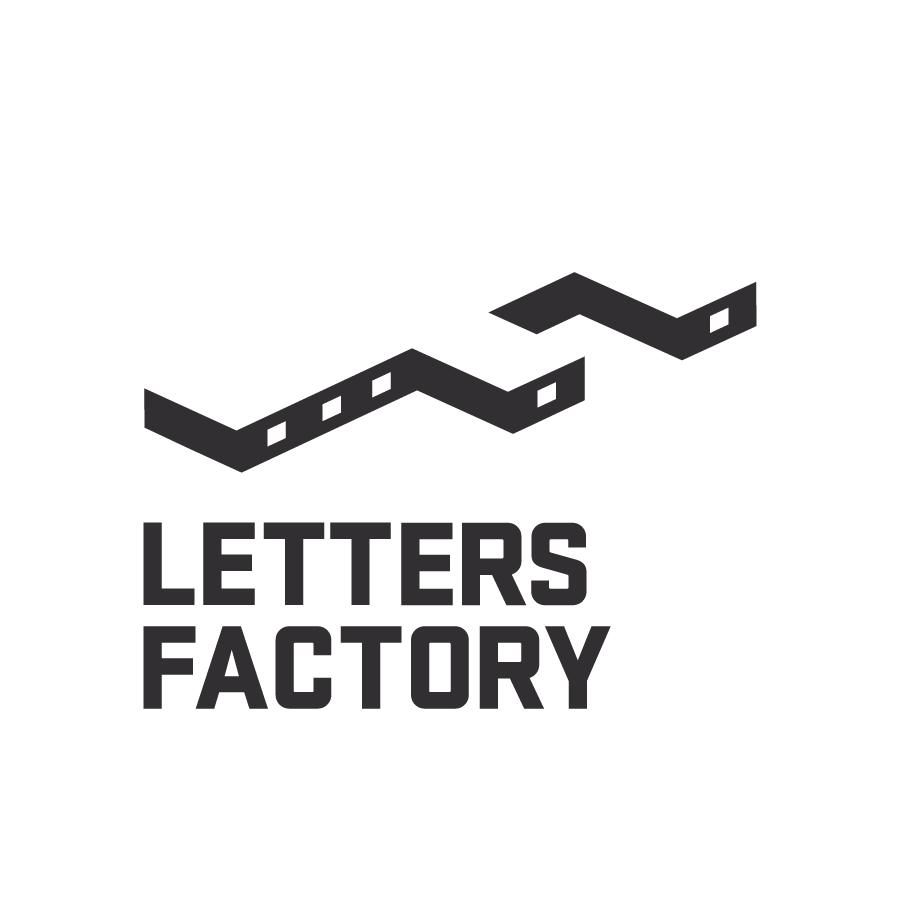 Letters Factory logo design by logo designer bo_rad
