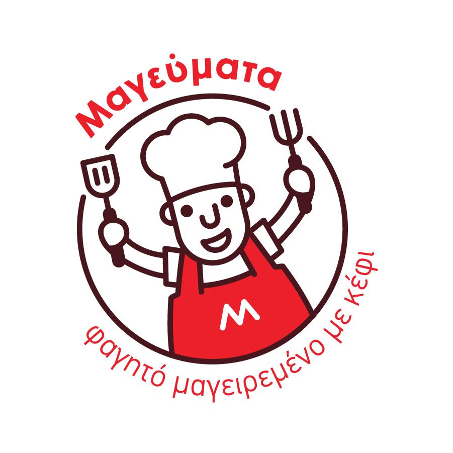 Magevmata Logotype