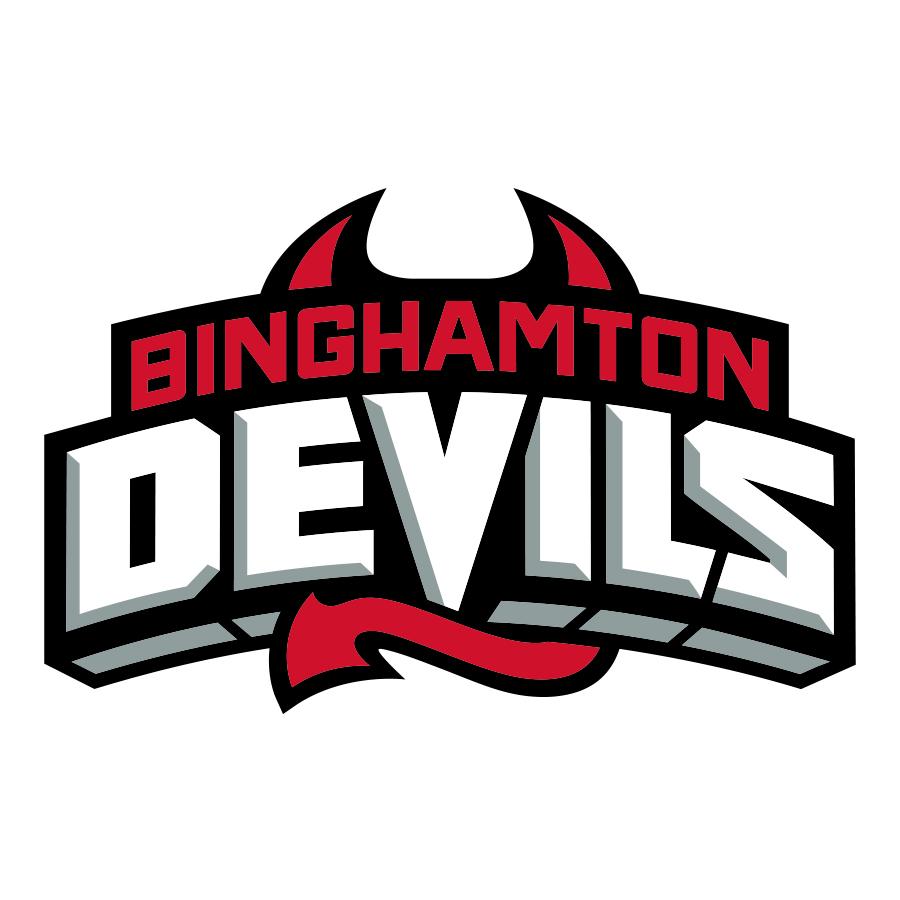 Binghamton Devils Wordmark