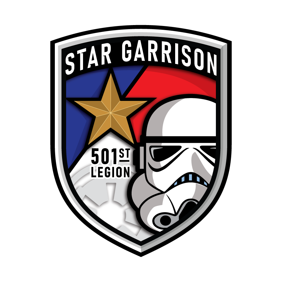 Star Garrison Emblem  logo design by logo designer RMS   design + graphics for your inspiration and for the worlds largest logo competition