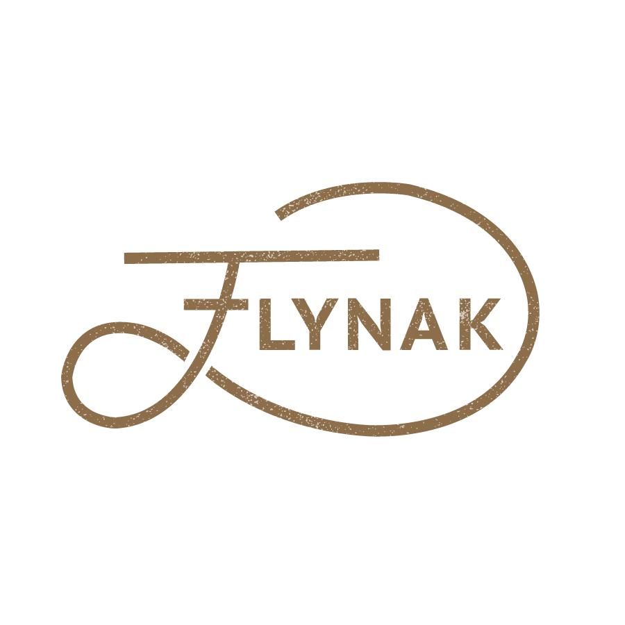 FlynakLogo logo design by logo designer Hokayem Branding & Design