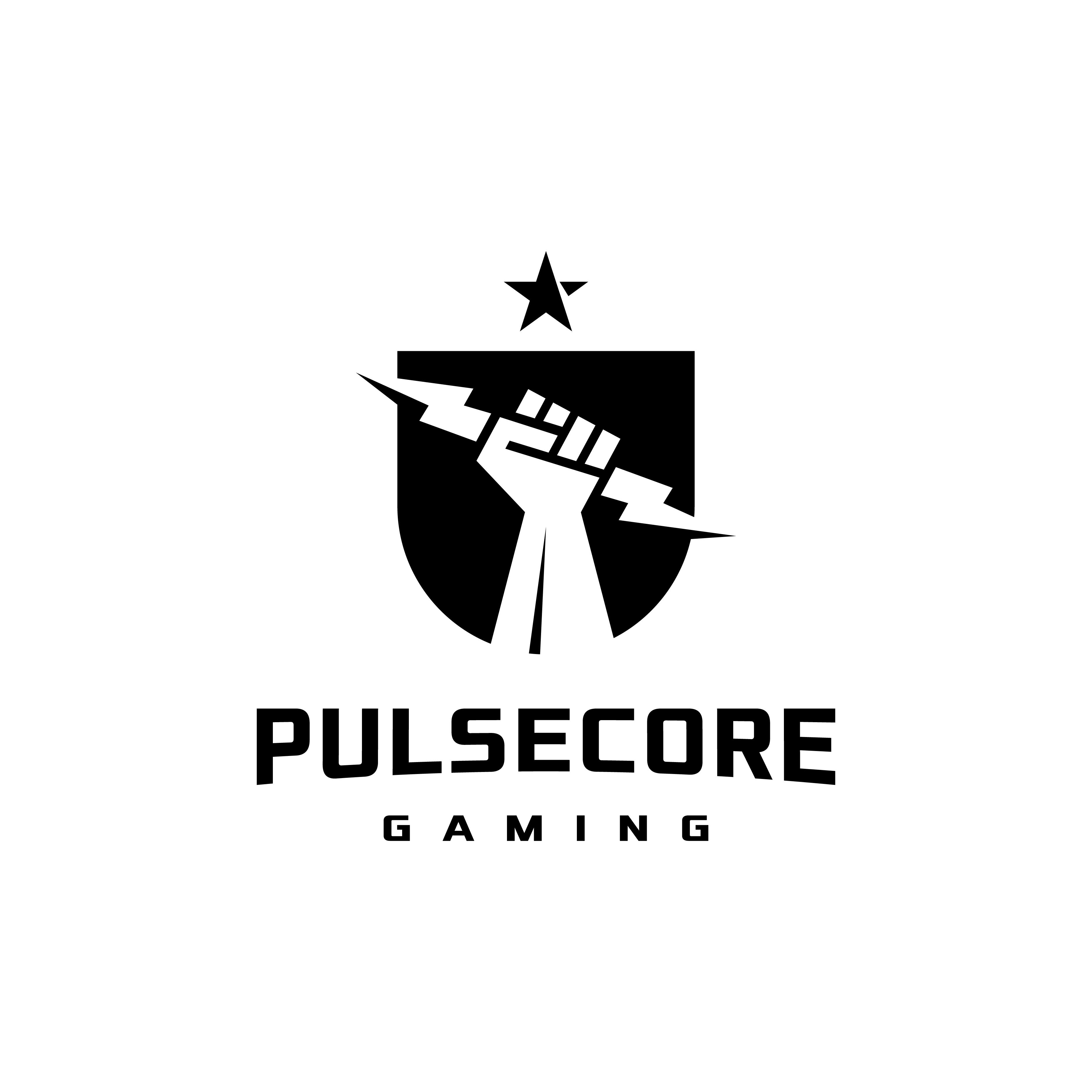Pulsecore logo design by logo designer Radu Moraru