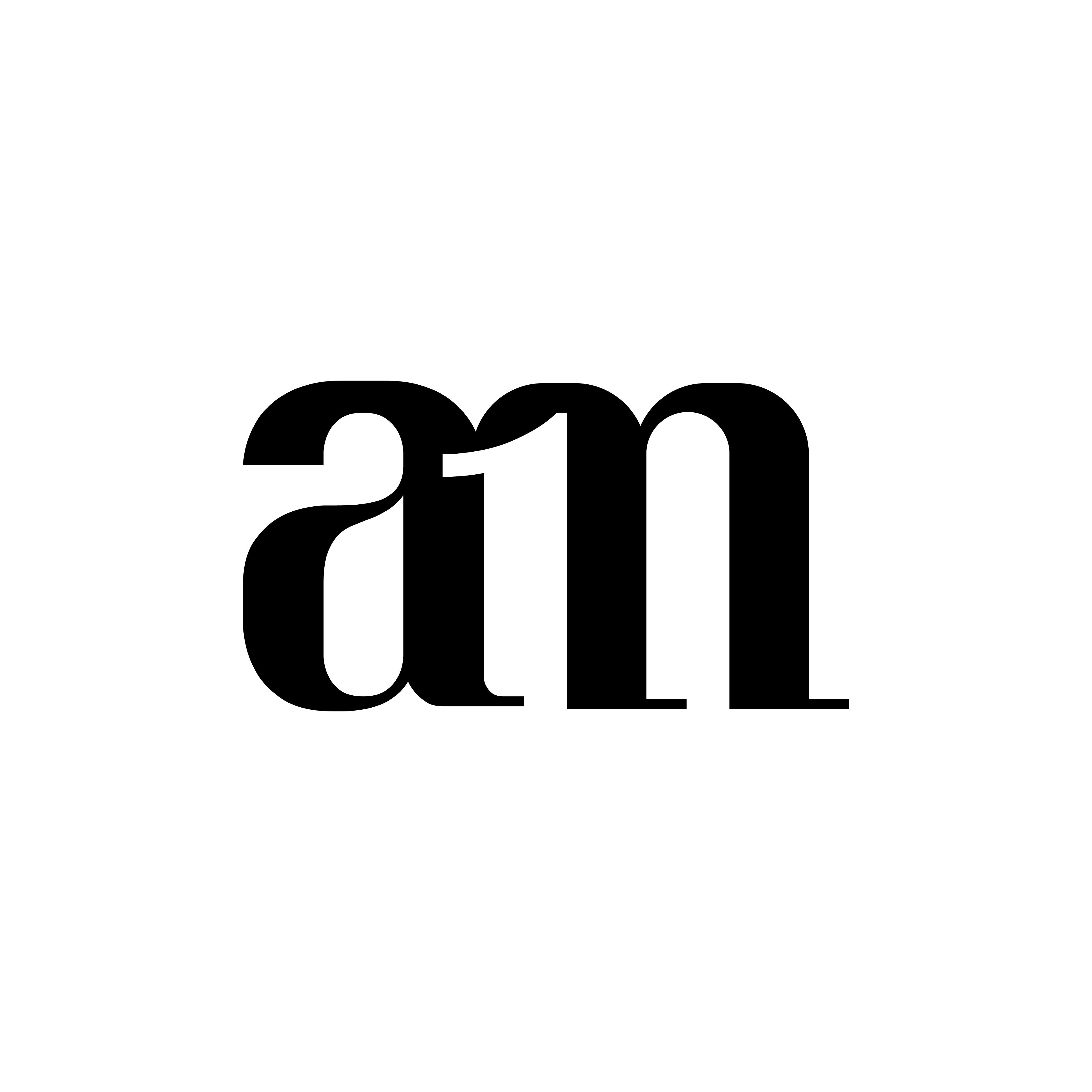a1m logo design by logo designer Radu Moraru