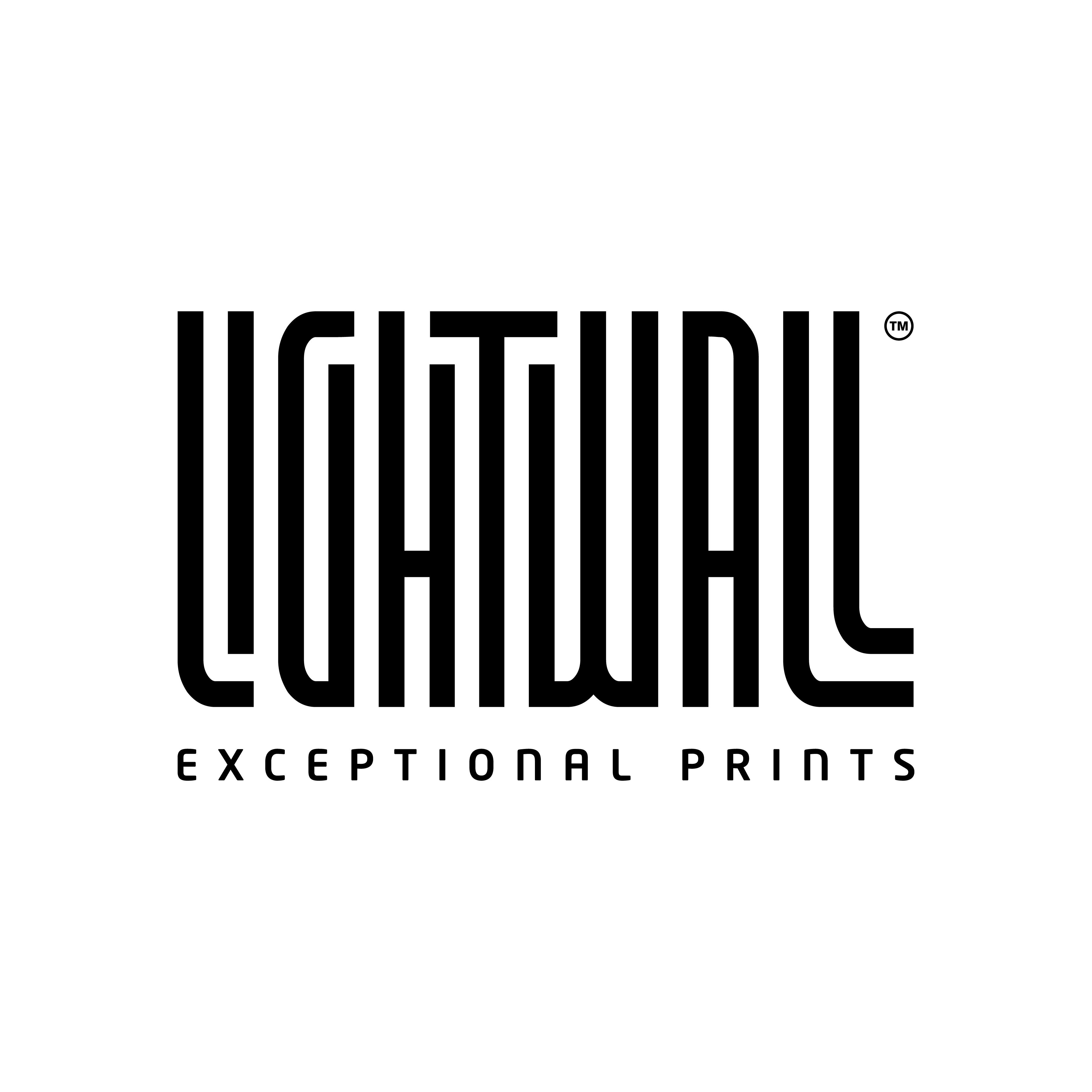 LIGHTWALL logo design by logo designer Radu Moraru