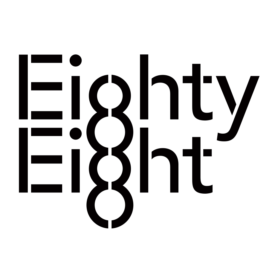 eighty eight logo logo design by logo designer Coowhi for your inspiration and for the worlds largest logo competition