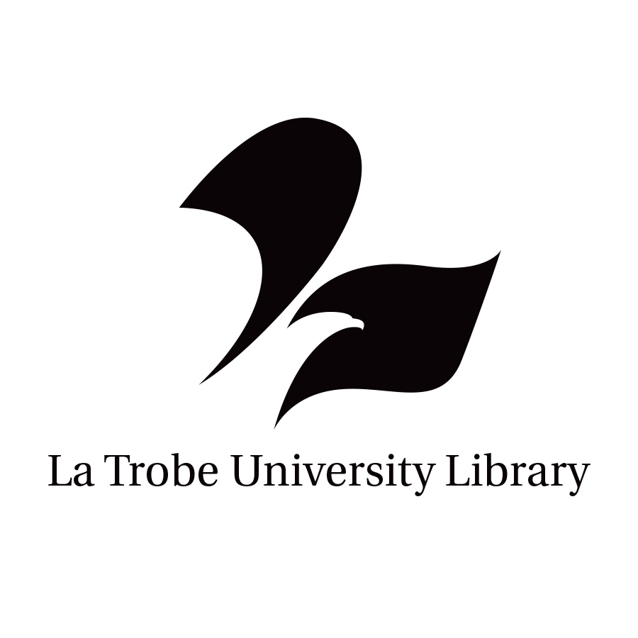 La Trobe University Library logo