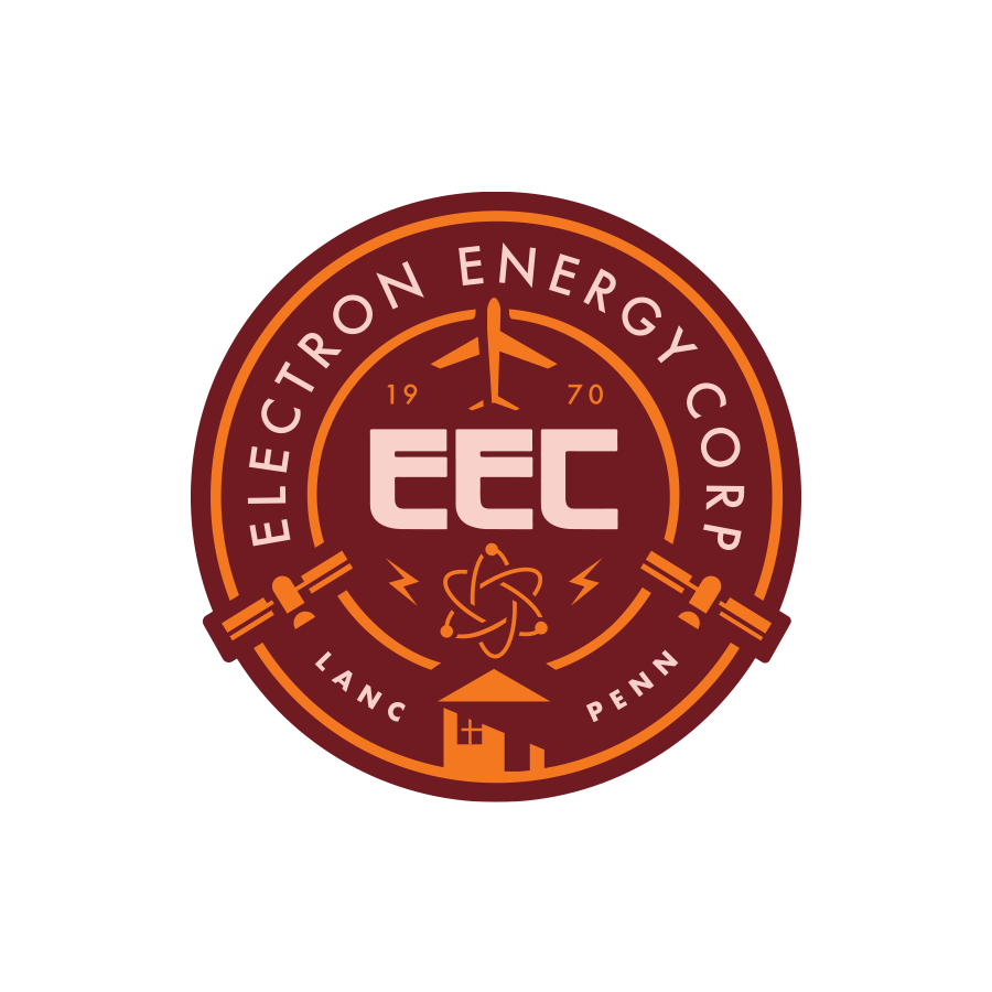Electron Energy Co Badge