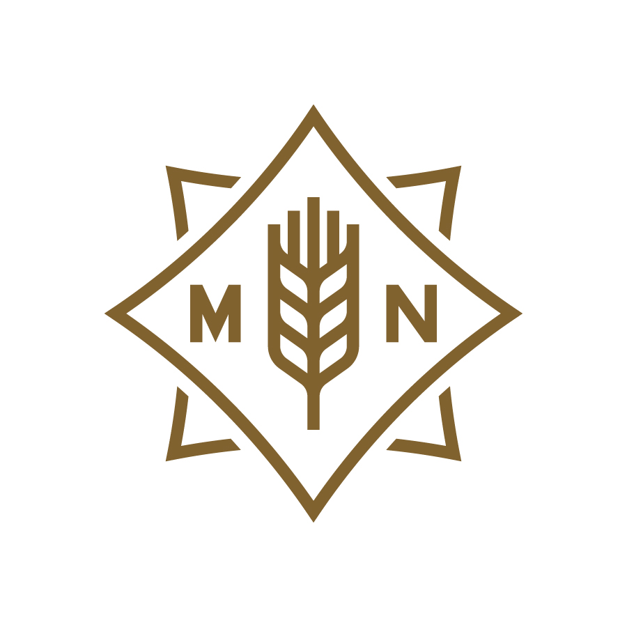 MN Craft Brewers Guild Wheat Star Mark