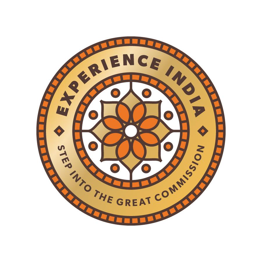 Experience India Circle Badge