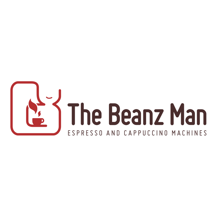 The Beanz Man logo concept