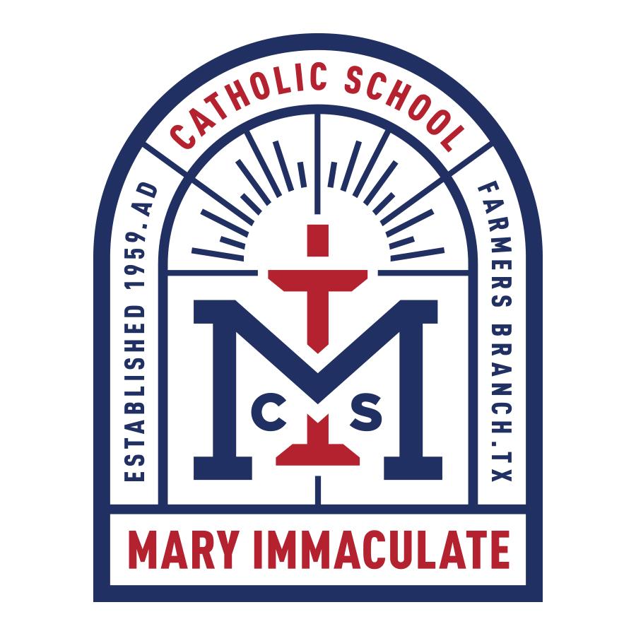 Mary Immaculate spec logo v1