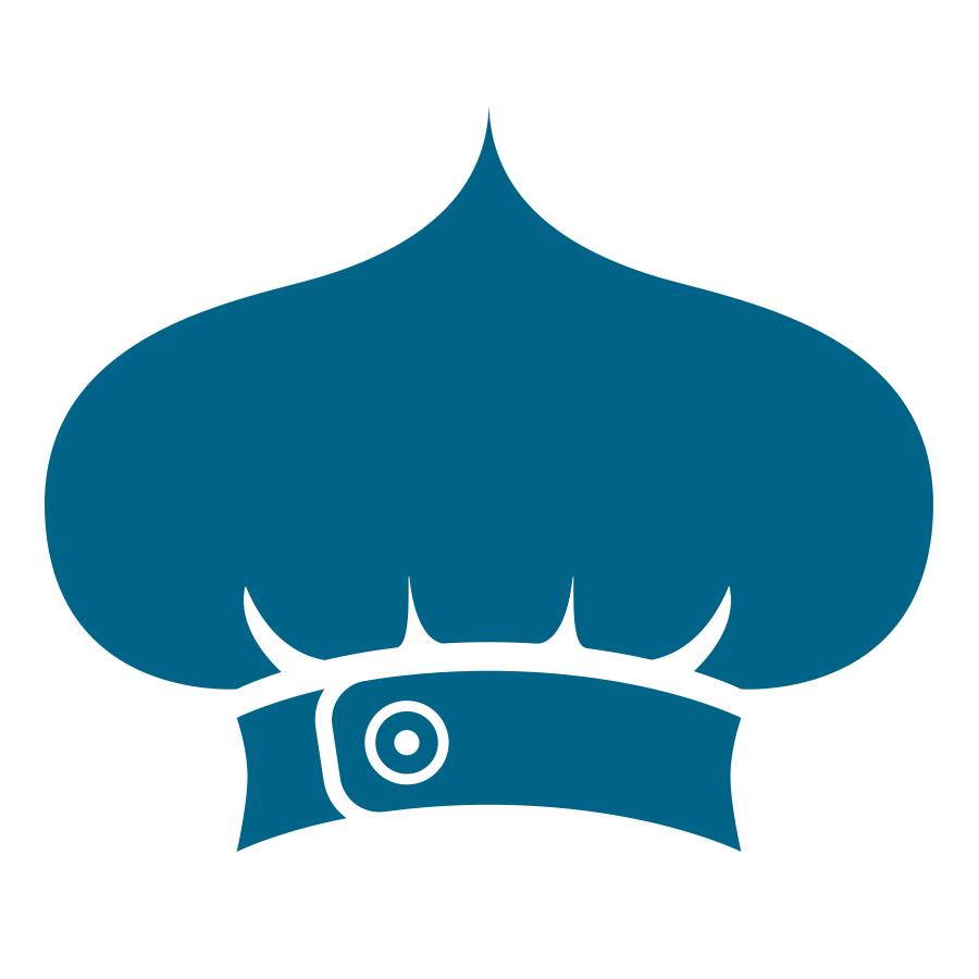 HuckYeah-MediterraneanChef-LogoConcept