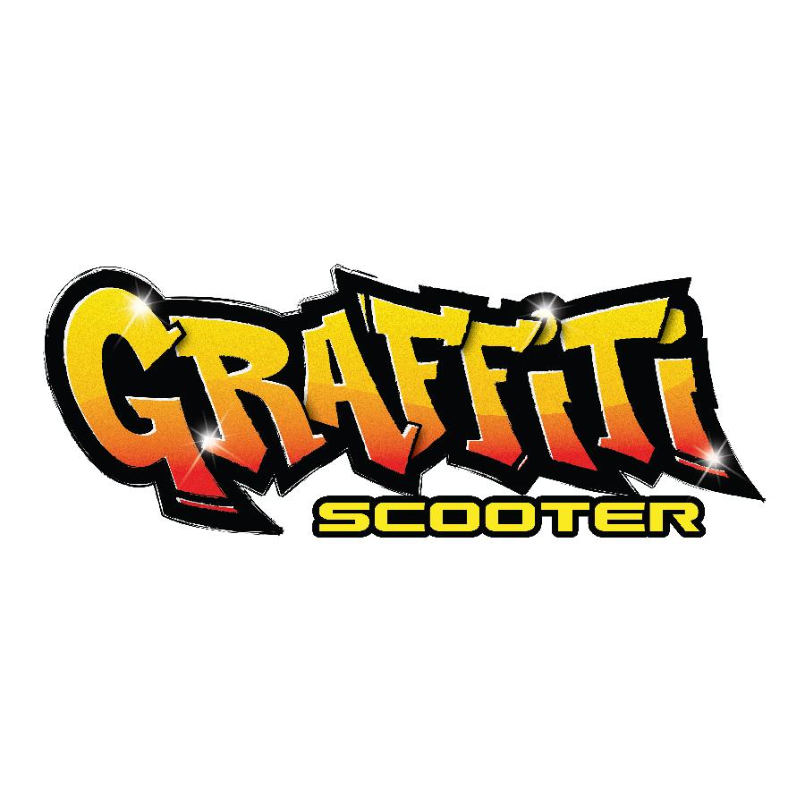 Graffiti Scooter