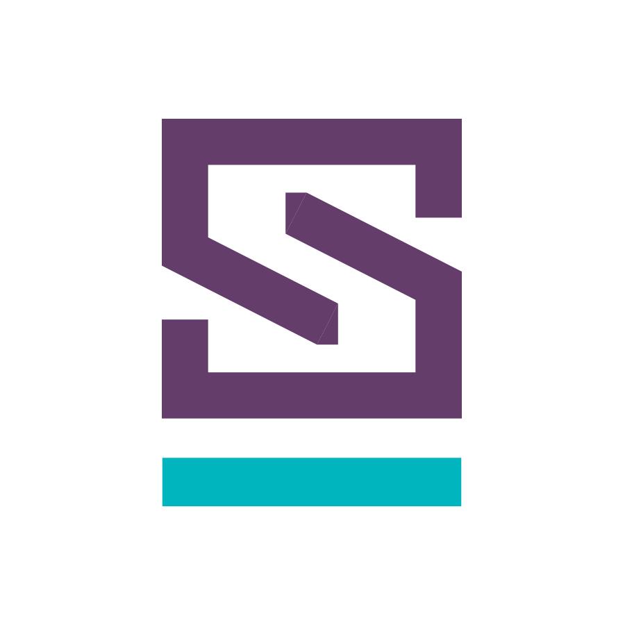 Serviceport S logo design by logo designer Jason Barry