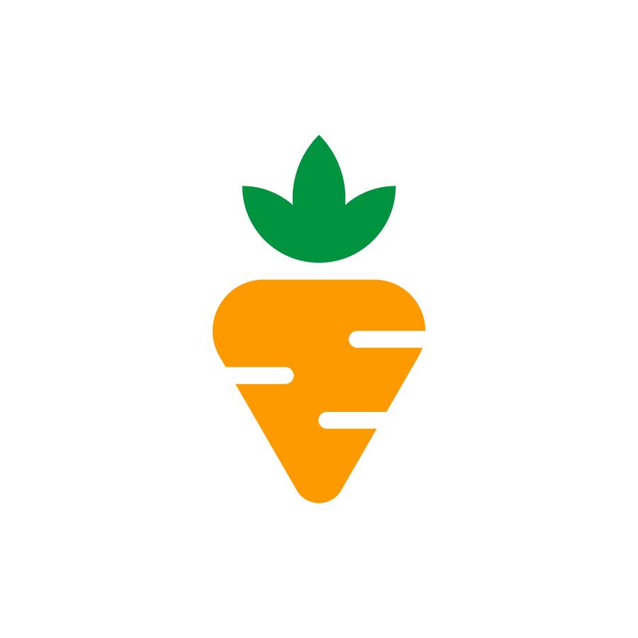 Carrot logo design by logo designer Omnium Studio