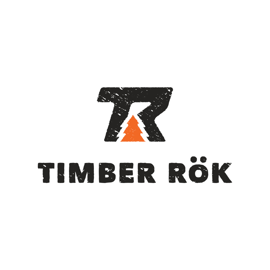 Timber Rok logo design by logo designer Lorenc Design
