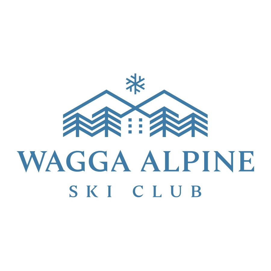 Wagga Alpine Ski Club - Logo
