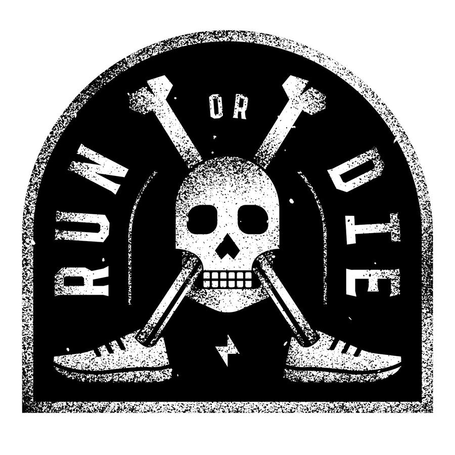 Run or Die Logo