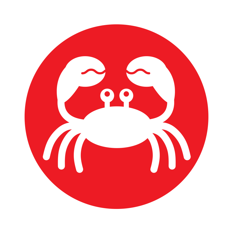 Scissors logo design by logo designer Joram Hibbel for your inspiration and for the worlds largest logo competition