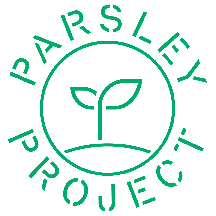 Parsley Project Humble Beginnings Badge (No Outline)