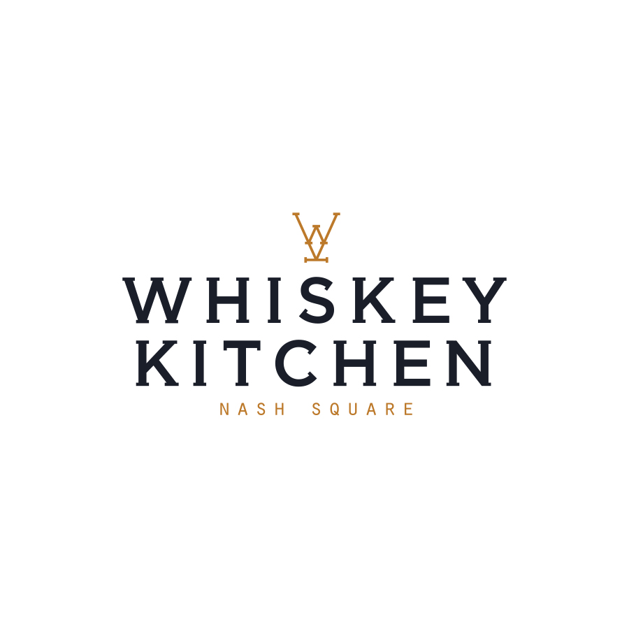 Whiskey Kitchen Lockup