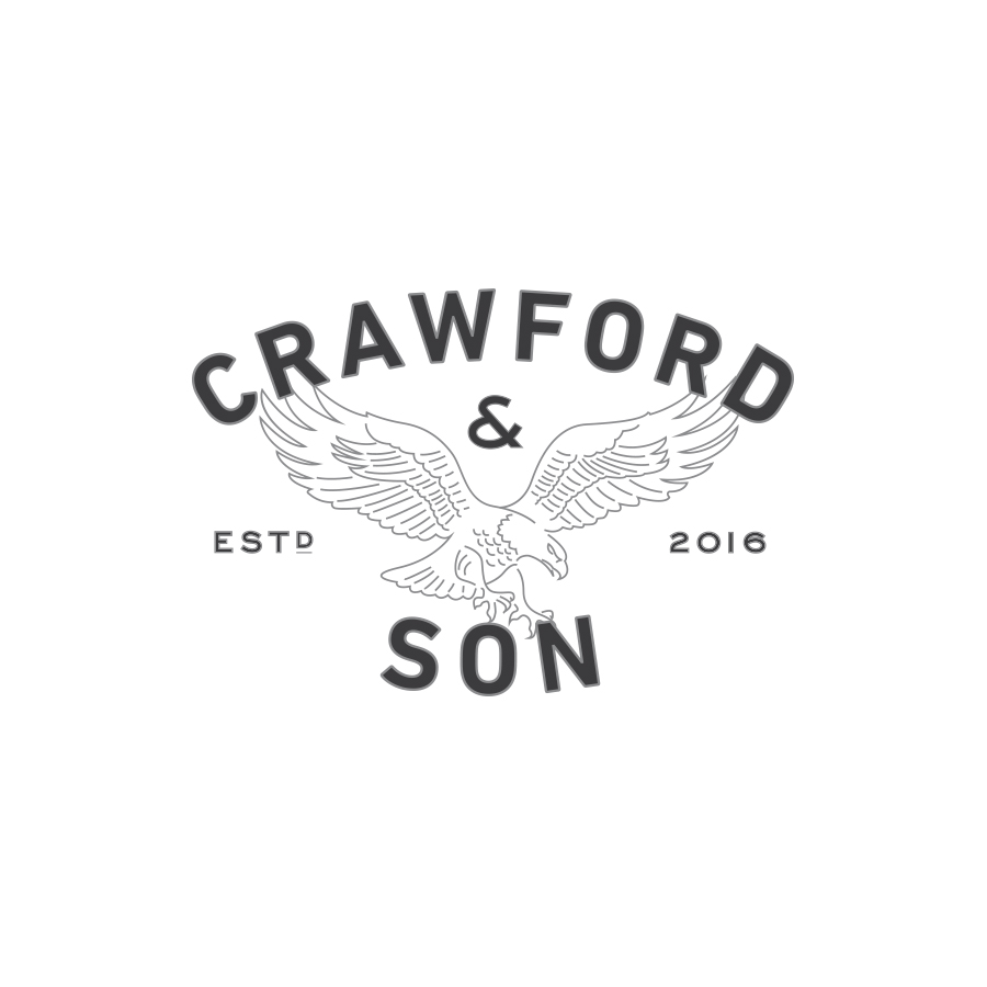 Crawford & Son Badge