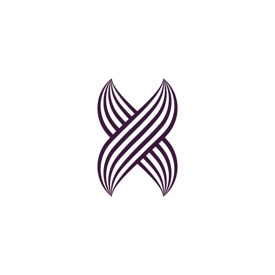 X logo design by logo designer Sean Ford