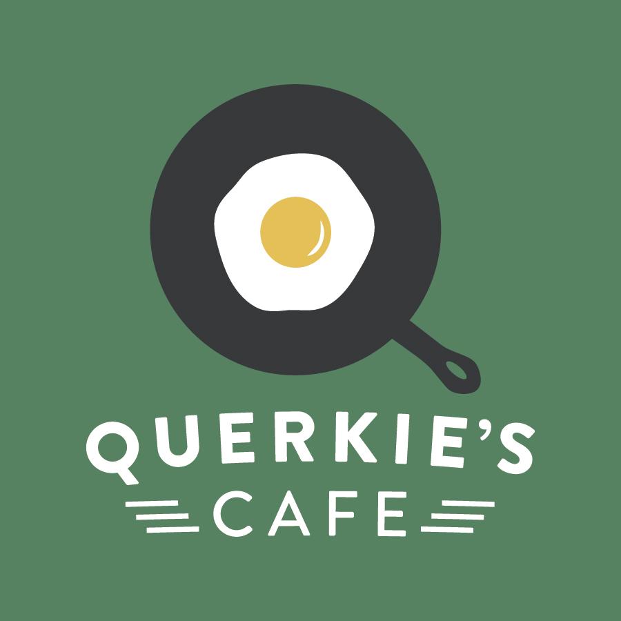 Querkie's Cafe logo design by logo designer Texas State University