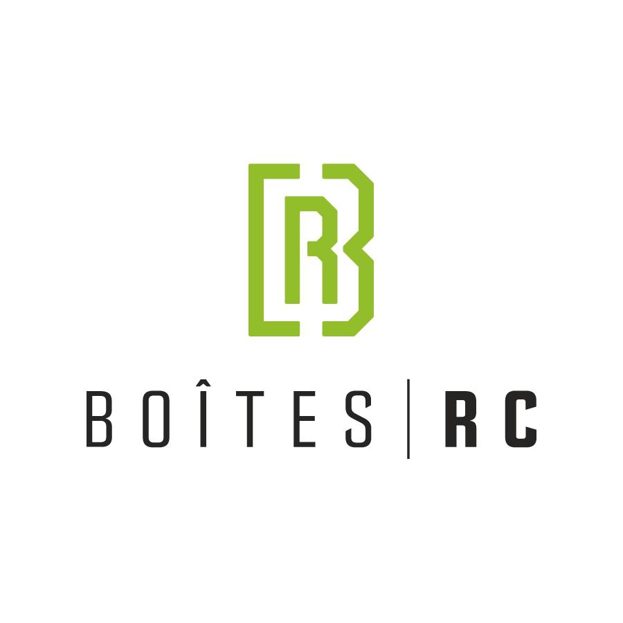 Boites RC logo design by logo designer Bleuoutremer design