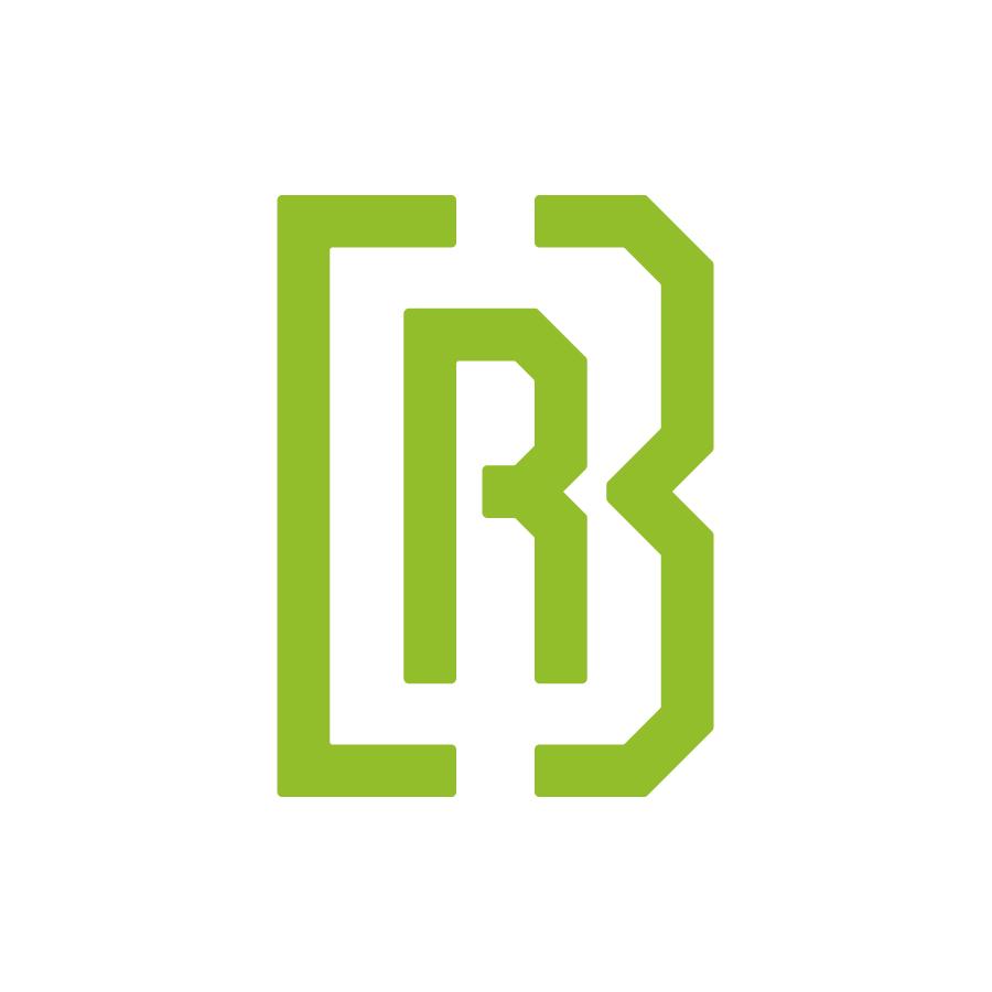 Boites RC symbol logo design by logo designer Bleuoutremer design