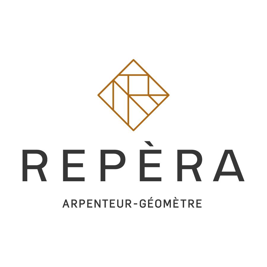 Repera logo design by logo designer Bleuoutremer design