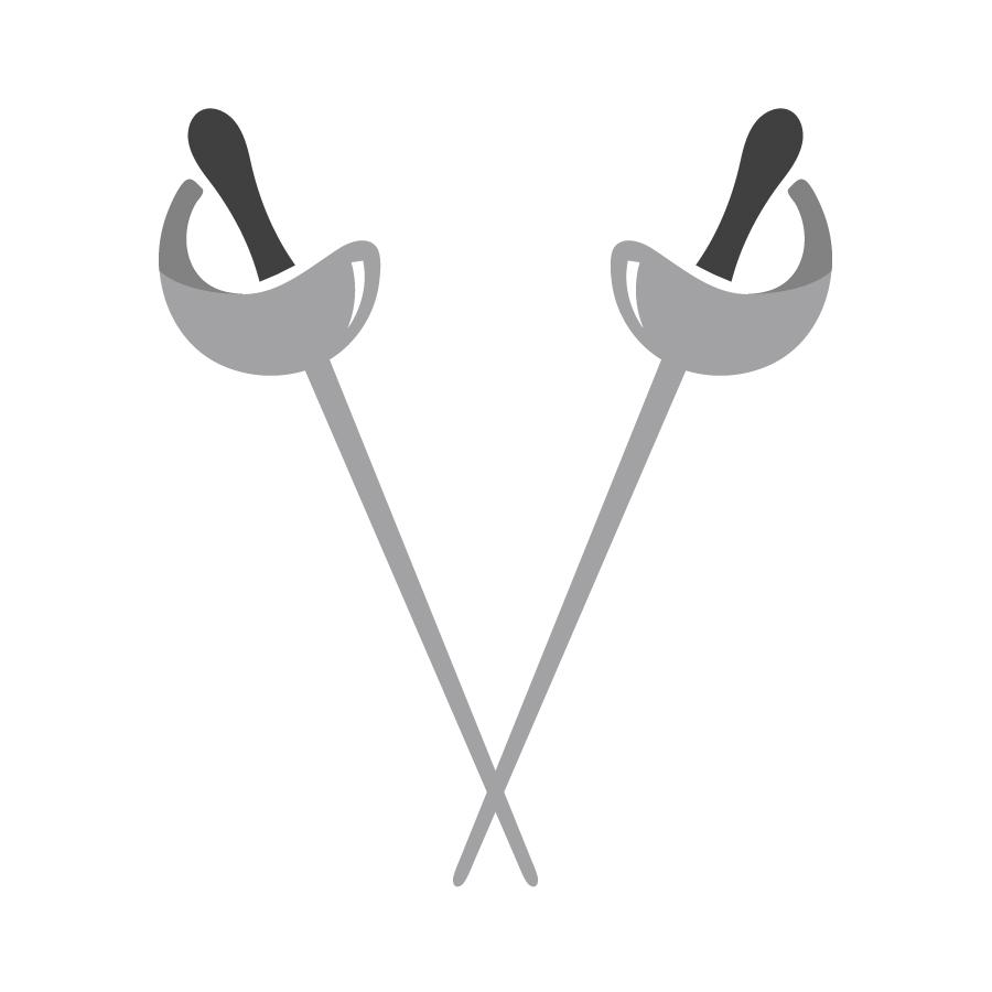 Vanderpool Fencing Academy Brandmark