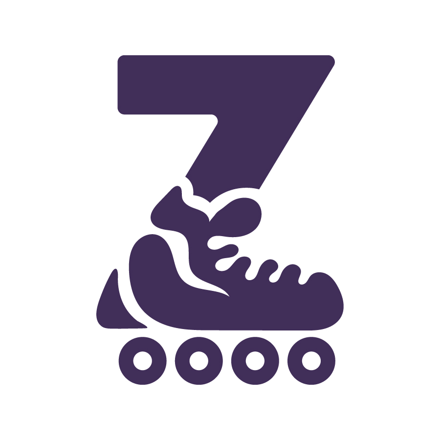 Zone 27 Brandmark logo design by logo designer Juliana Ratchford Design