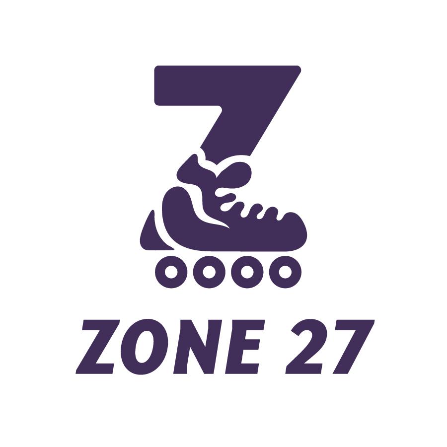 Zone 27 Signature logo design by logo designer Juliana Ratchford Design