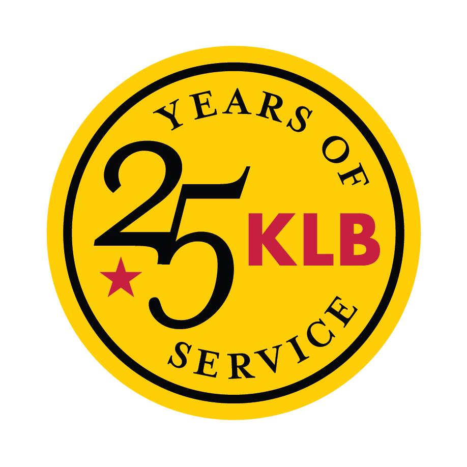 2108_Hay_LogoLounge_KLB 25 Years