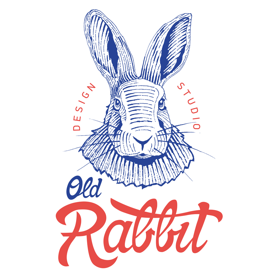 Old Rabbit design studio logo