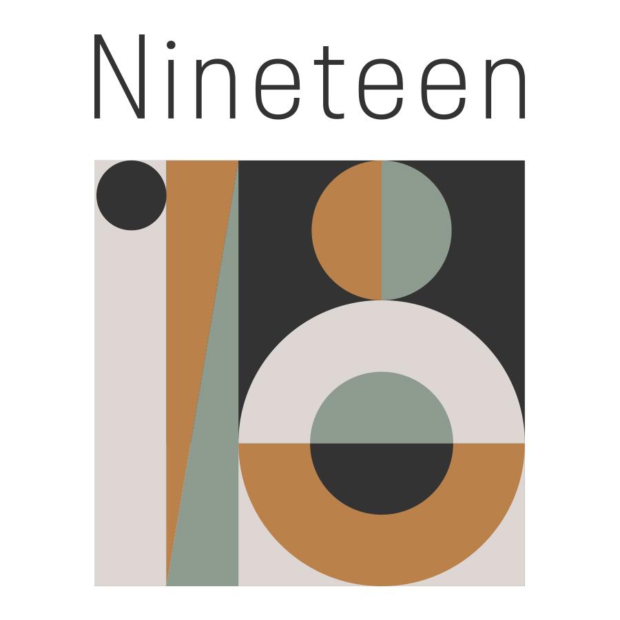 Nineteen18 restaurant logo