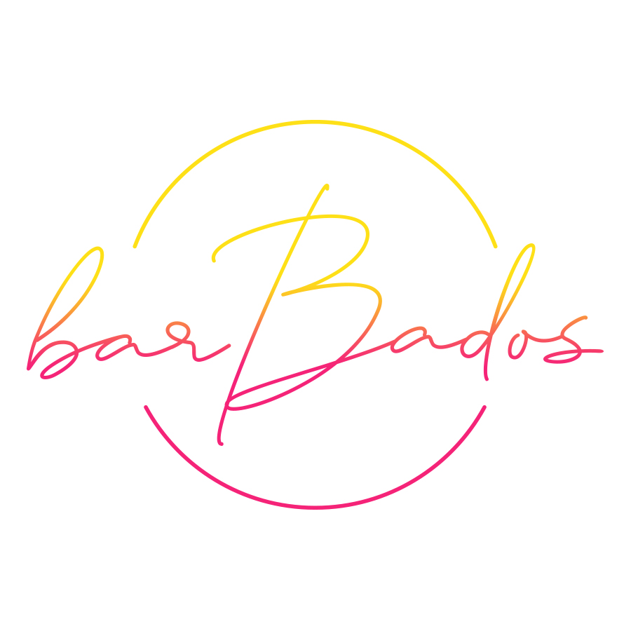 BarBADos tropical bar logo