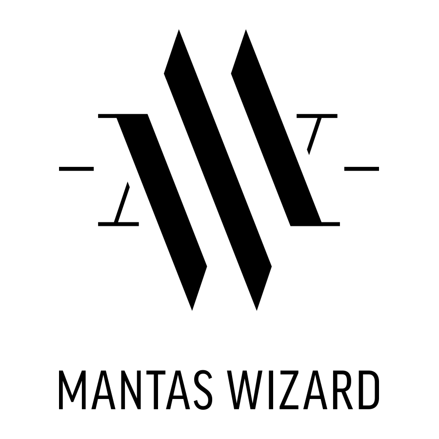 Mantas Wizard logo logo design by logo designer Old Rabbit Design for your inspiration and for the worlds largest logo competition