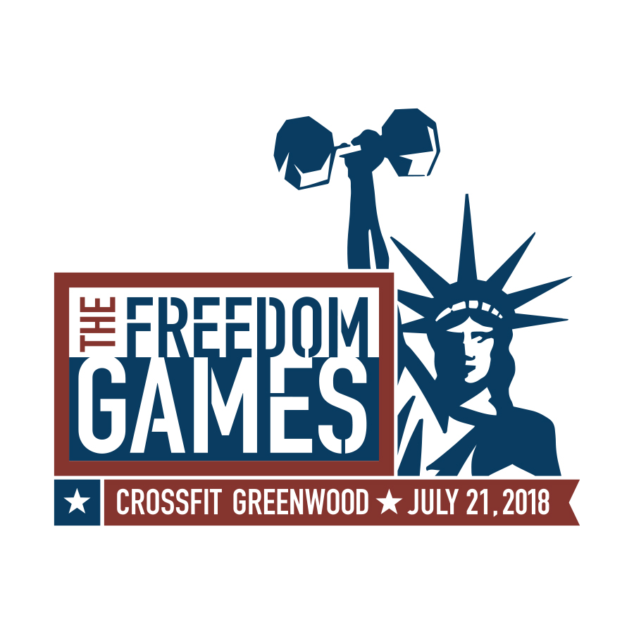 Freedom Games Logo