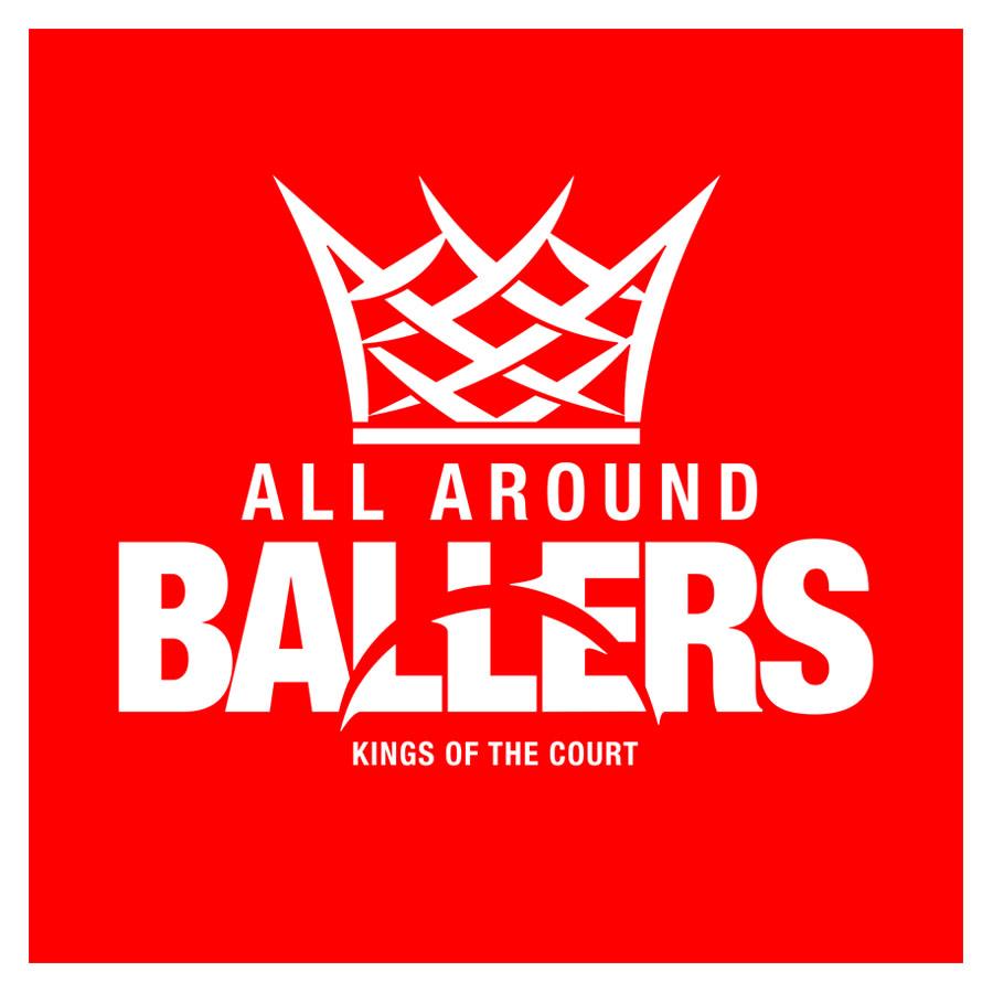All Around Ballers logo design by logo designer Slagle Graphics