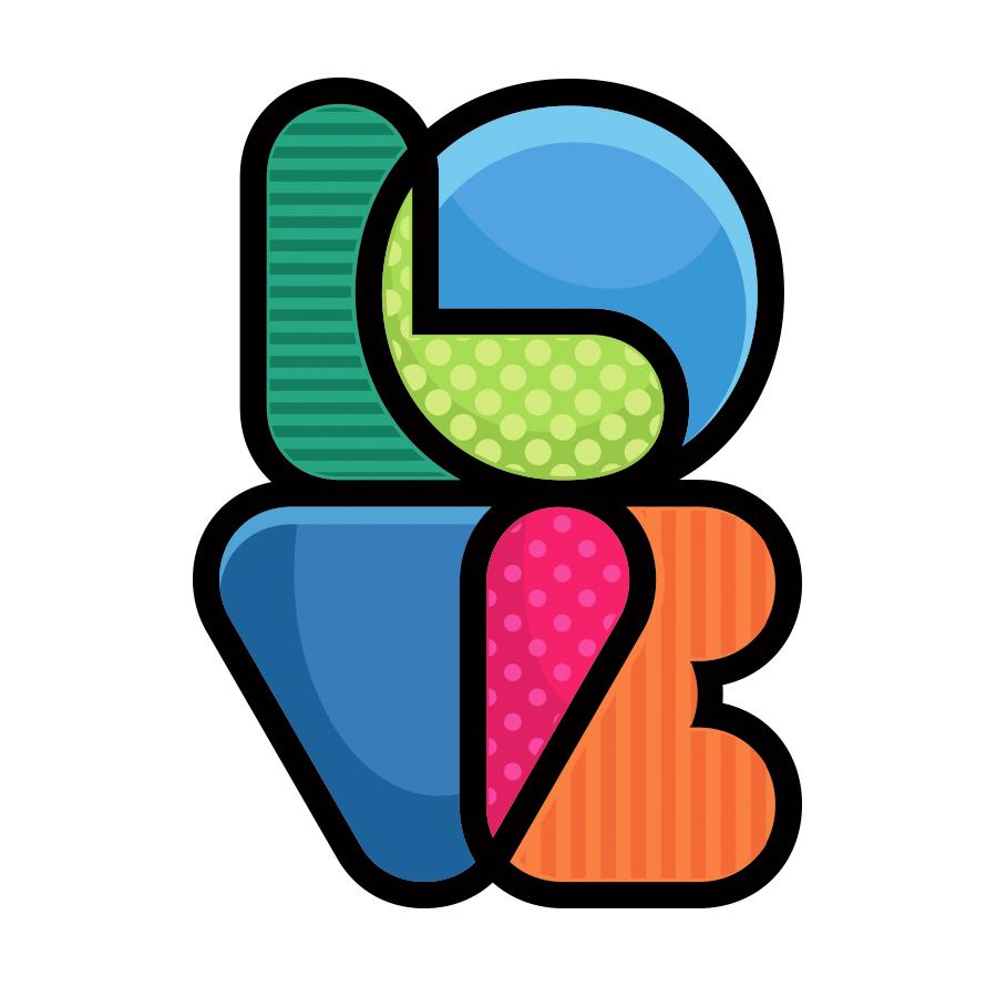 LOVE POP logo design by logo designer Slagle Graphics