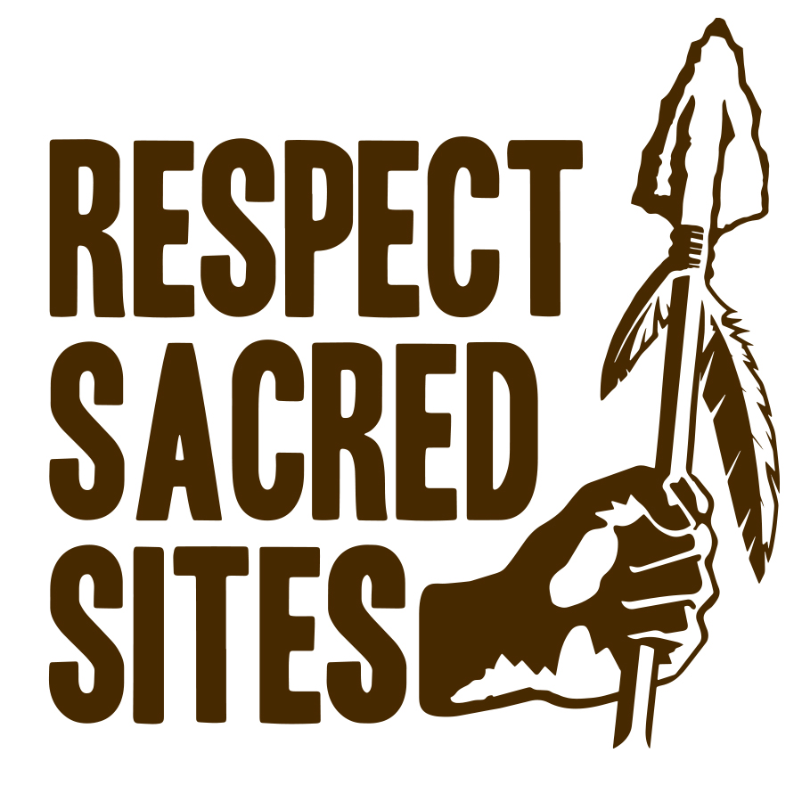 Respect Sacred Sites